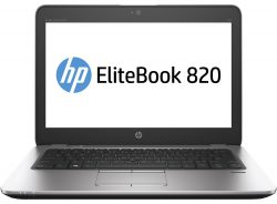"HP EliteBook 820 G3 2.3GHz i5-6200U 12.5"" 1366 x 768pixels Silver Ultrabook"
