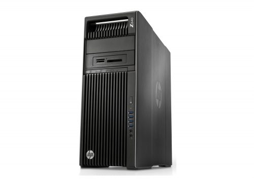 HP Z240 3.3GHz E3-1225V5 Tower Black Workstation
