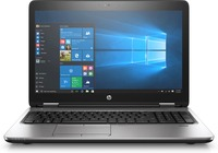 "HP ProBook 650 G3 2.8GHz i7-7600U 15.6"" 1920 x 1080pixels 4G Black,Silver Notebook"
