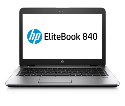"HP EliteBook 840 G4 2.8GHz i7-7600U 14"" 1920 x 1080pixels 3G 4G Silver Notebook"