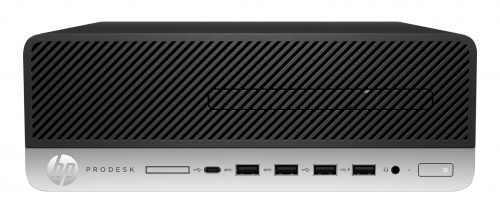 HP ProDesk 600 G3 3.4GHz i5-7500 SFF Black,Silver PC