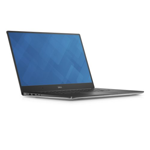 "DELL Precision 5520 2.9GHz i7-7820HQ 15.6"" 3840 x 2160pixels Black,Silver Mobile workstation"