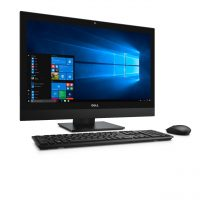 "DELL OptiPlex 7450 3.4GHz i5-7500 23.8"" 1920 x 1080pixels Touchscreen Black All-in-One PC"