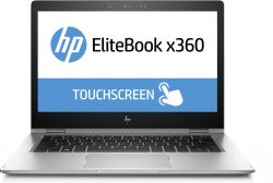 "HP EliteBook x360 1030 G2 2.8GHz i7-7600U 13.3"" 1920 x 1080pixels Touchscreen Silver Hybrid (2-in-1)"
