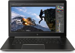 "HP ZBook Studio Studio G4 2.8GHz i5-7440HQ 15.6"" 1920 x 1080pixels Black Mobile workstation"