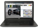 "HP ZBook 15u G4 2.8GHz i7-7600U 15.6"" 1920 x 1080pixels 3G 4G Black Mobile workstation"