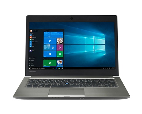"Toshiba Portege Z30-C 2.6GHz i7-6600U 13.3"" 1920 x 1080pixels 4G Black,Grey Notebook"