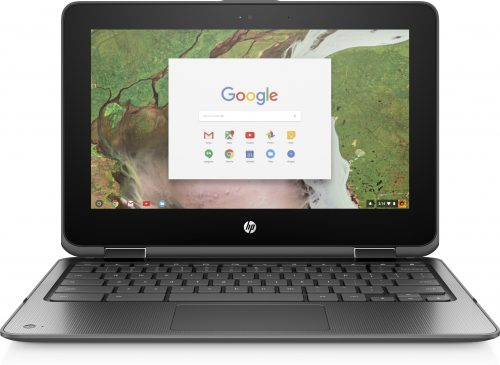 "HP Chromebook x360 11 G1 EE 1.1GHz N3350 11.6"" 1366 x 768pixels Touchscreen Black Chromebook"