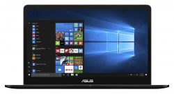"ASUS ZenBook Pro UX550VD-BN014R 2.8GHz i7-7700HQ 15.6"" 1920 x 1080pixels Black Notebook"