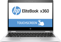 "HP EliteBook x360 1020 G2 2.6GHz i5-7300U 12.5"" 1920 x 1080pixels Touchscreen Silver Hybrid (2-in-1)"