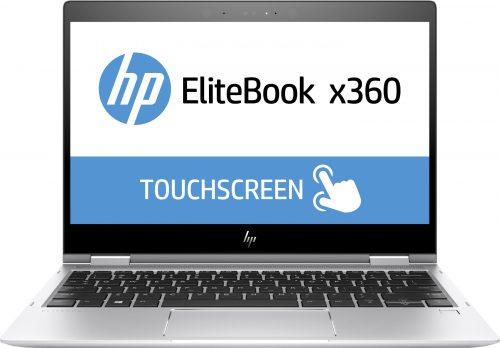 "HP EliteBook x360 1020 G2 2.8GHz i7-7600U 12.5"" 3840 x 2160pixels Touchscreen Silver Hybrid (2-in-1)"