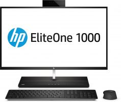 "HP EliteOne 1000 G1 3.6GHz i7-7700 27"" 3840 x 2160pixels Black, Silver All-in-One PC"