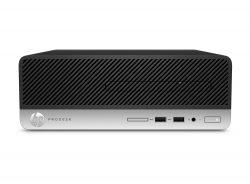 HP ProDesk 400 G4 SFF + AirPods 3.4GHz i5-7500 SFF Black, Silver PC
