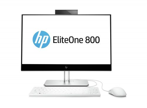 "HP EliteOne 800 G3 AiO + Felix Enforcer Security 3.6GHz i7-7700 23.8"" 1920 x 1080pixels Black, Silver All-in-One PC"