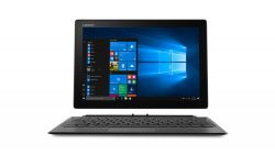 "Lenovo Miix 520 1.6GHz i5-8250U 12.2"" 1920 x 1200pixels Touchscreen Black Hybrid (2-in-1)"