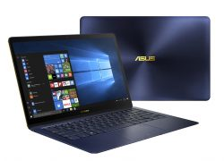 "ASUS ZenBook 3 Deluxe UX490UAR-BE087R 1.8GHz i7-8550U 14"" 1920 x 1080pixels Blue Notebook"