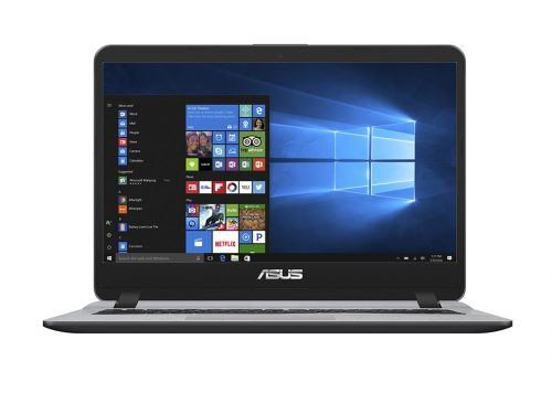 "ASUS X407UA-BV108R 2.5GHz i5-7200U 14"" 1366 x 768pixels Grey Notebook"