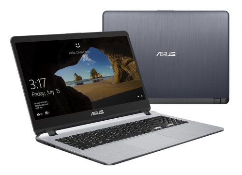 "ASUS X507UB-EJ146T 2.5GHz i5-7200U 15.6"" 1920 x 1080pixels Grey Notebook"