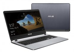 "ASUS X507UB-EJ148T 2.7GHz i7-7500U 15.6"" 1920 x 1080pixels Grey Notebook"