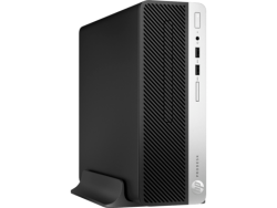 HP ProDesk 400 G4 3.4GHz i5-7500 SFF Black, Silver PC